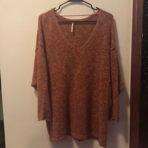 Free People | Oversized Sweater XS/S